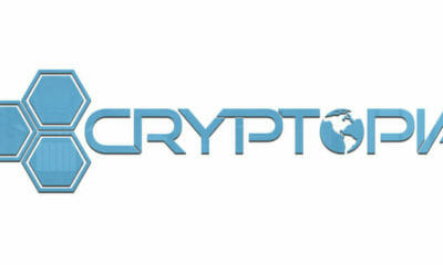 How to use cryptopia logo banner