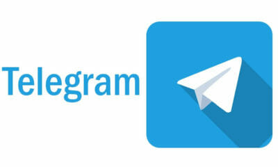 telegram app logo the cryptobase