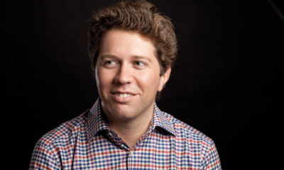 Garrett Camp uber Starts Cryptocurrency_TheCryptobase - Cryptocurrency News