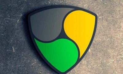 NEM XEM Coin logo