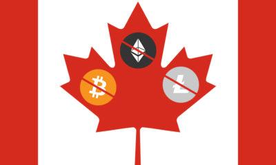 Canada Banks Ban Crypto Transactions