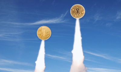 EOS VS LITECOIN EOS Takes second place to the moon