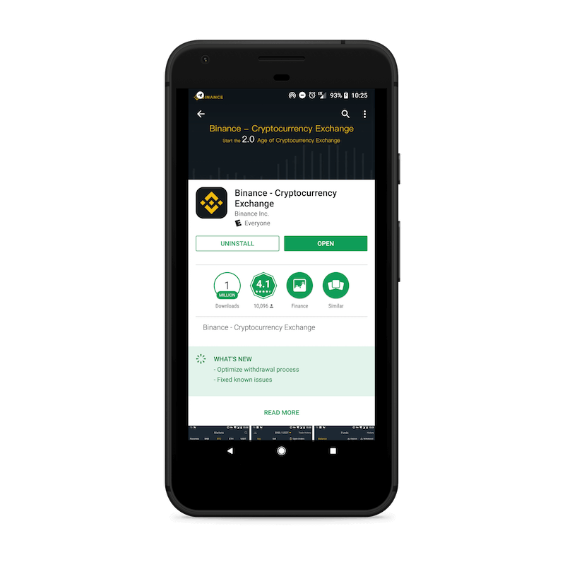 download binance app for android