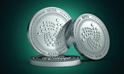 IOTA Crypto coins