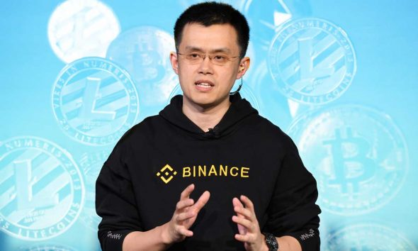 CZ CEO of binance interview 2018