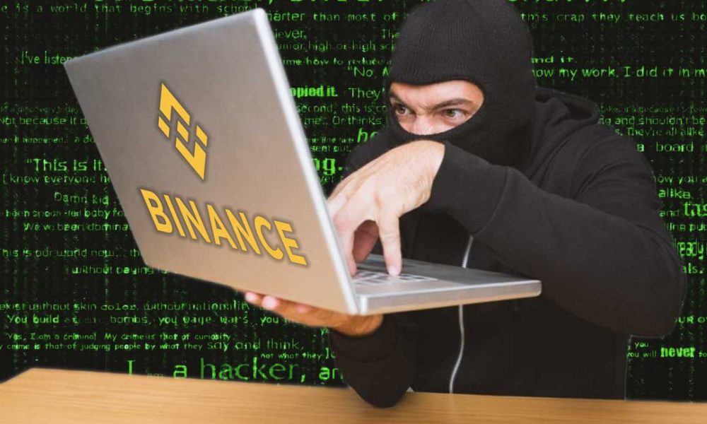 Binance Hacker 40 million Bitcoin