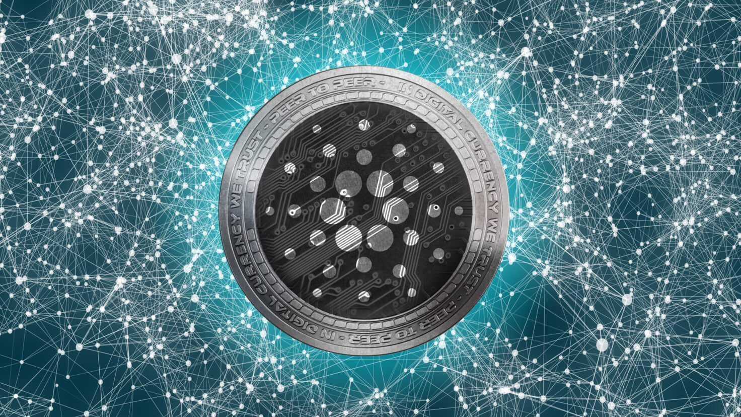 Cardano ADA Cryptocurrency Coin