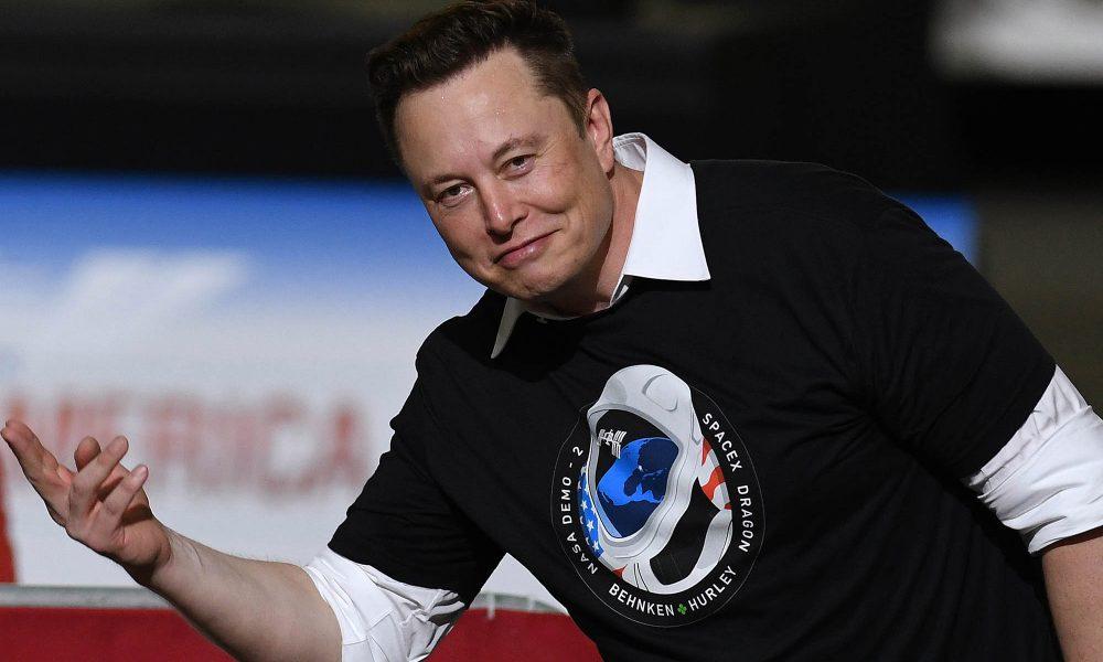 Elon Musk Announcement