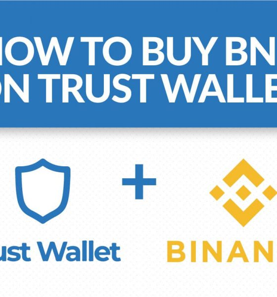 How to Buy BNB on Trust Wallet Tutorial and Step By Step Guide